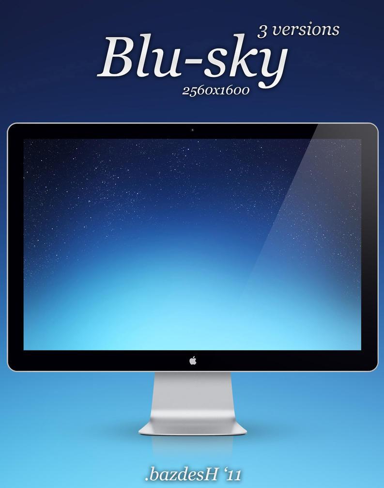 Blu-sky by bazdesh