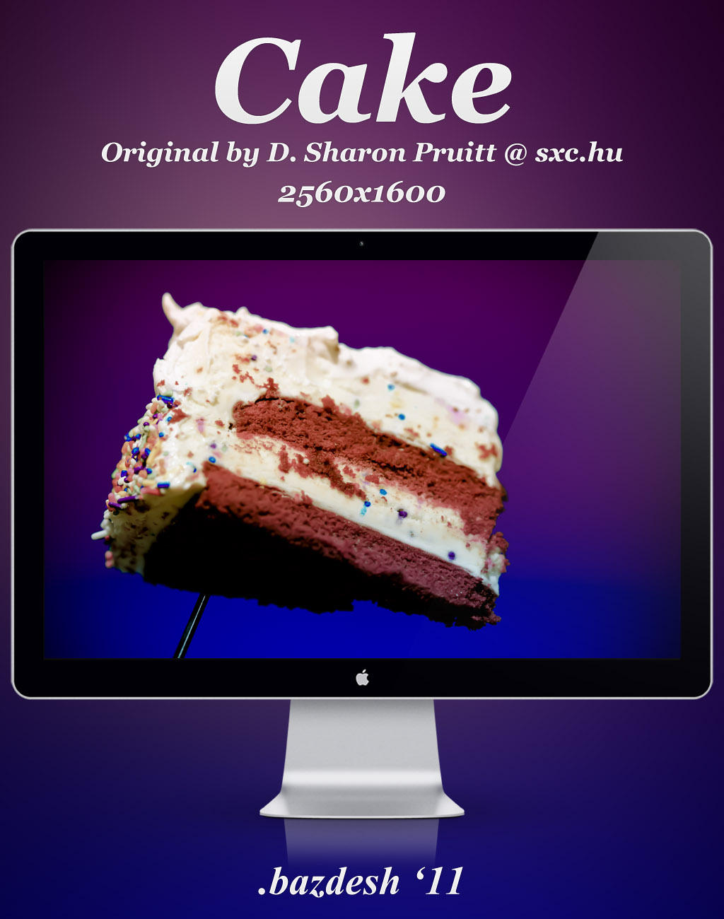 Cake by bazdesh