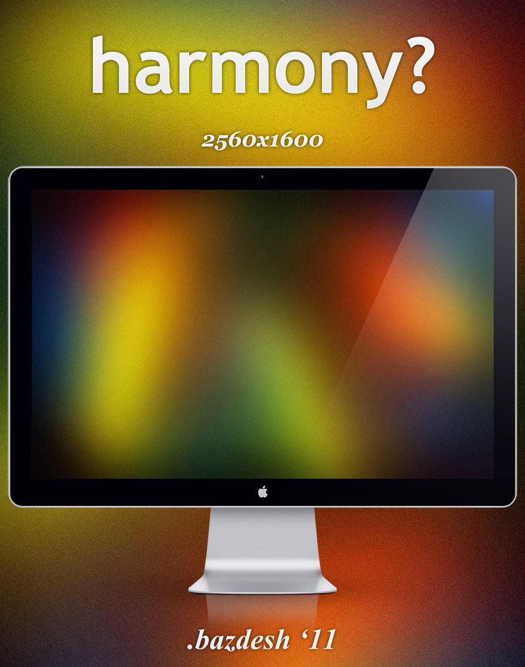 harmony? by bazdesh