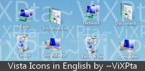 Vista Icons Version 3.0 Beta