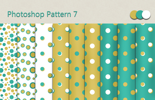 Photoshop Pattern 7 by Manel-86