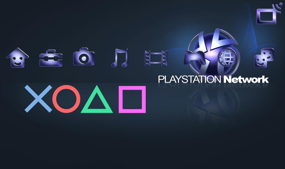 PSN Custom Dynamic PS3 Theme by DEVILUSHNINJA on DeviantArt