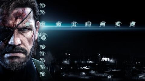 Metal Gear Solid V Dynamic PS3 Theme(beta version) by DEVILUSHNINJA