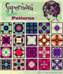 Supernova ps patterns by mae-b