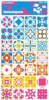 mosaiques PS patterns