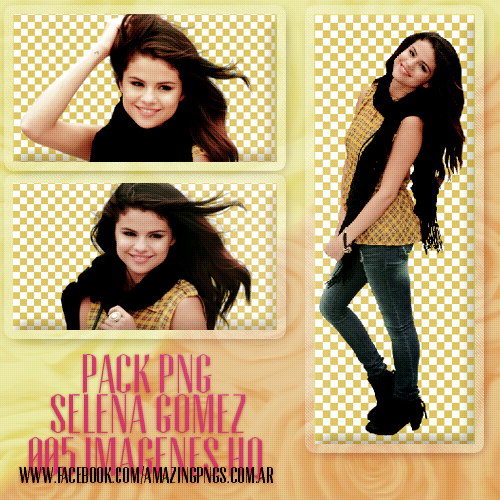 +Photopack Png Selena Gomez by MicuDeviant
