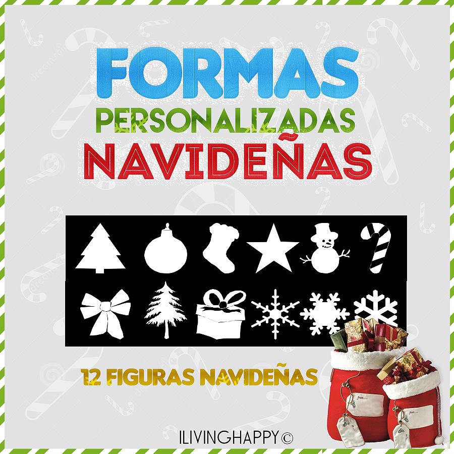 +FormasPersonalizadas Navidad