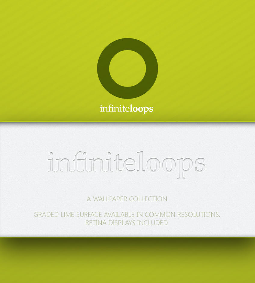 infiniteloops by ntone
