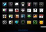 SQ Glow icons