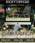 Parkbench Wallpaper