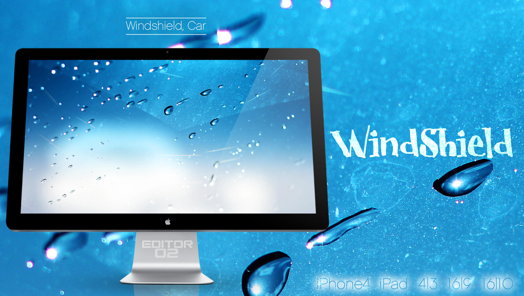 Windshield - Wallpaper by GavinAsh