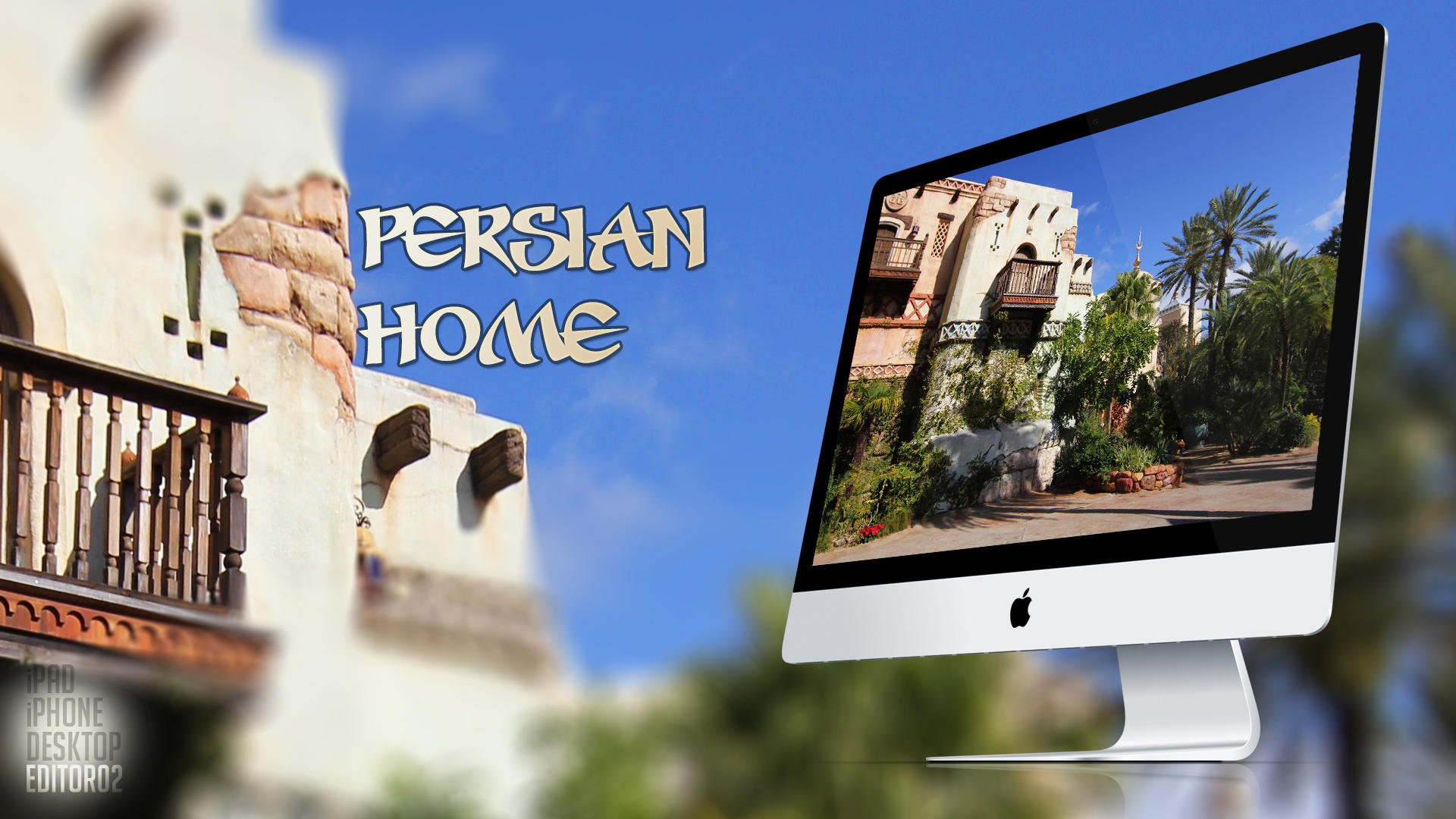 Persian Home - Wallpaper by GavinAsh