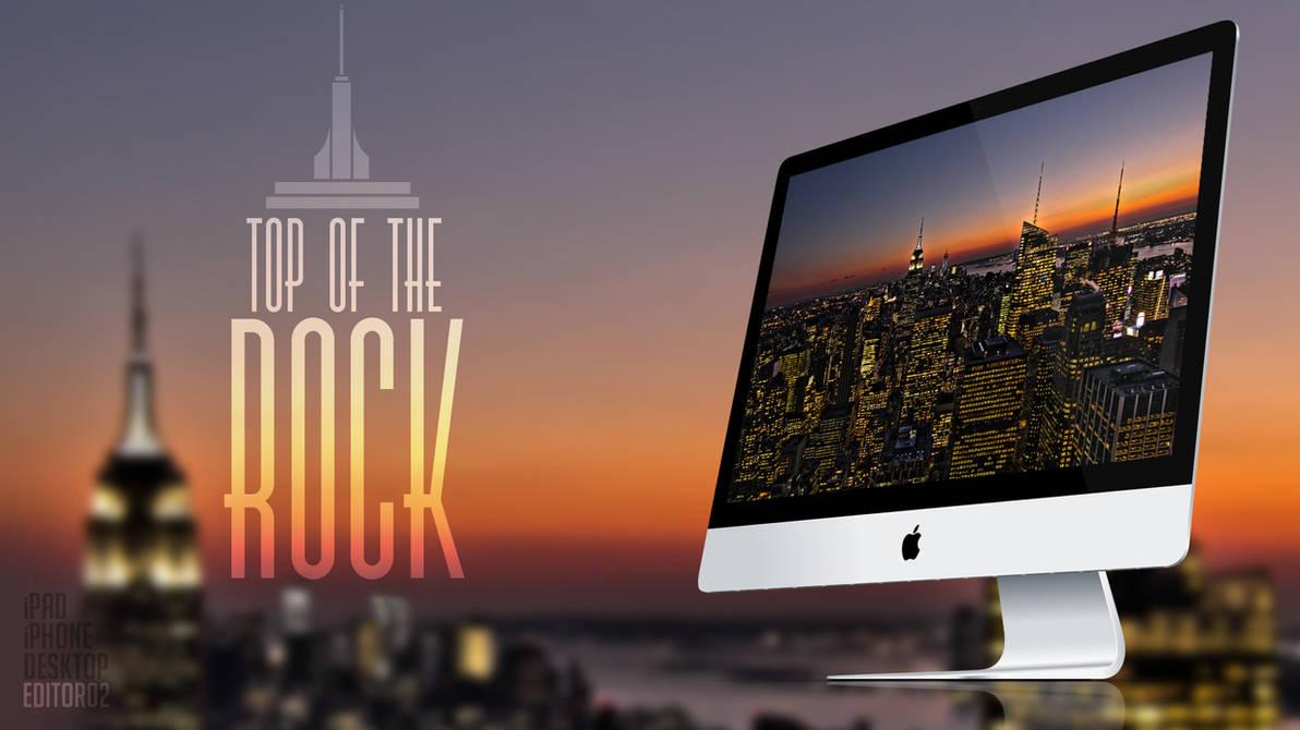 Top of the Rock - Wallpaper by GavinAsh