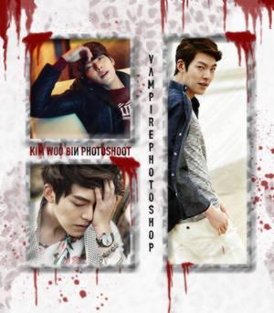 Kim Woo Bin Photoshoot
