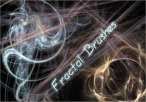 Stock 13. Fractal Brushes by our-stock