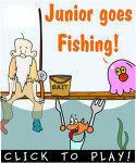 Junior Goes Fishing