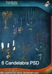 Candelabra PSD Pack