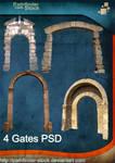 4 Gates PSD Pack