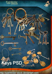 Key PSD Pack by Pathfinder-Stock