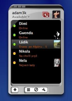 iChat 3D by adam3k