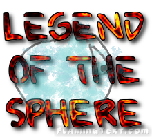 Legend of the Sphere logo by ComicReadingGamer