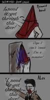 Silent Hill Door Logic
