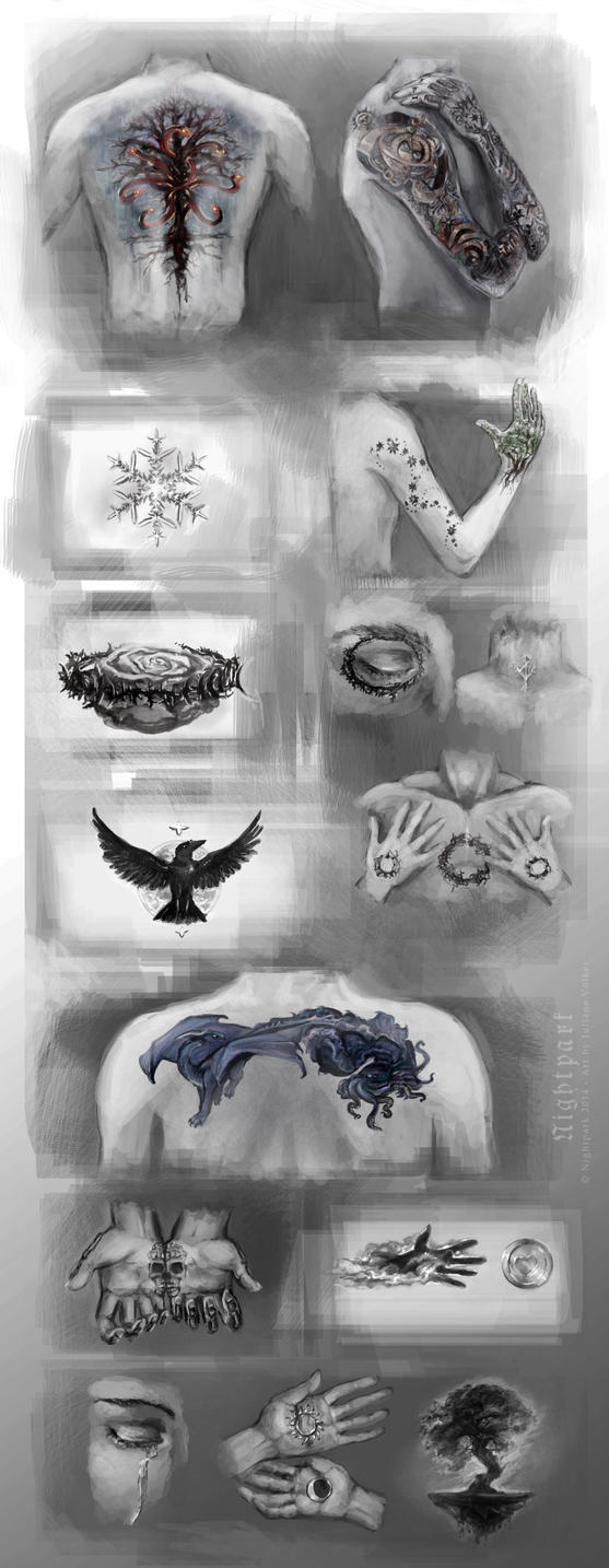 The cultural signifance of tattoos in therma by komradapex for True culture tattoos