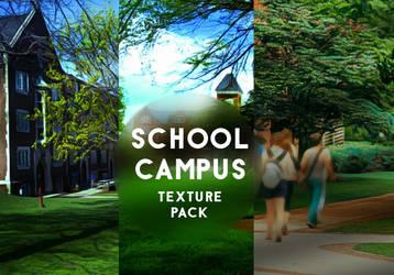 School Campus Texture Pack