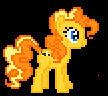 Desktop Ponies-Bumblesweet