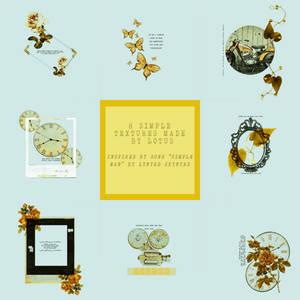 01 Simple Textures Pack by Lotus