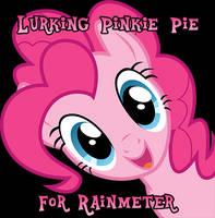 Lurking Pinkie Pie for Rainmeter
