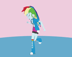 Rainbow Dash - Default Outfit