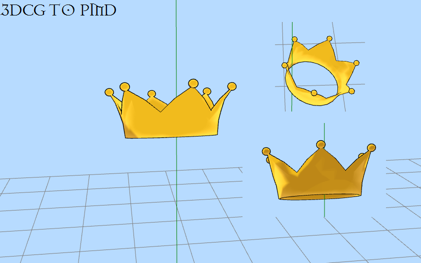 MMD -Crown -DOWNLOAD by MMDFakewings18