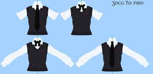 MMD UniformA-D -DOWNLOAD