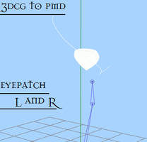 MMD- Eye Patch -DOWNLOAD by MMDFakewings18