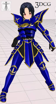 MMD- Knights Armor- DOWNLOAD