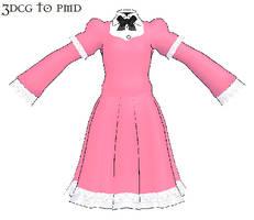 MMD- Simple Dress -DOWNLOAD by MMDFakewings18