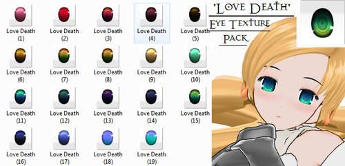 Love Death- Eye Texture Pack