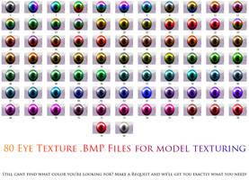 MMD- Daiyo Eye texture 80- DL by MMDFakewings18