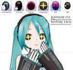 Random eye texture pack1- DL