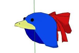 MMD- Penguine hat-DOWNLOAD by MMDFakewings18