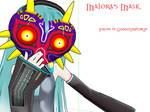 MMD- Majora's Mask -Download