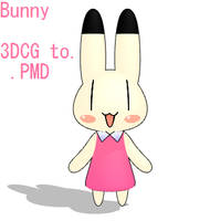 MMD- Chibi Bunny -DL by MMDFakewings18