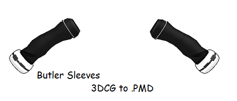 Mmd Sleeves