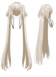 MMD- Strikingly long ponies DL by MMDFakewings18