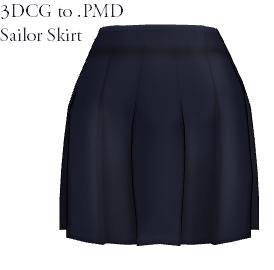 MMD- Sailor Skirt -DL by MMDFakewings18