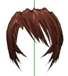 MMD- Leen Hair by MMDFakewings18