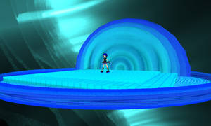 MMD Blue Stage DL