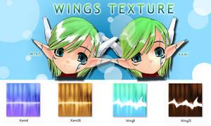 Wings PL2 Hair Texture-DL by MMDFakewings18