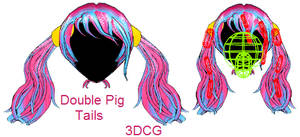 Double Pig Tails w-Physics